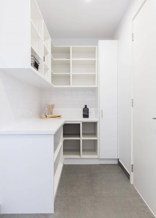 Designer Closet Guys Walk In Pantry
