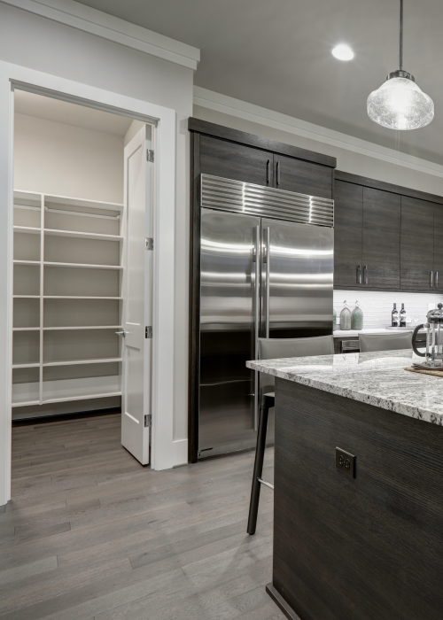 Designer Closet Guys Walk-in Kitchen Pantry