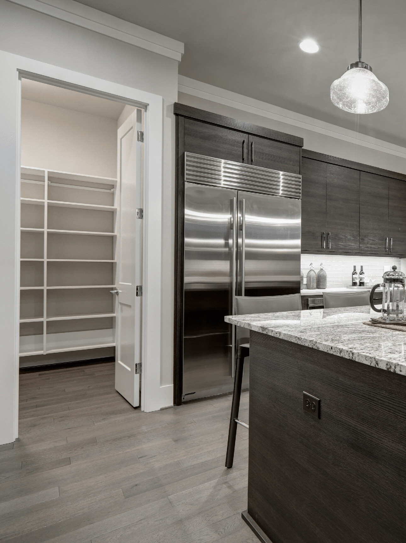 Walk-in Kitchen Pantry Gallery