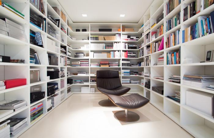 Designer Closet Guys Custom Wall and Shelving Units