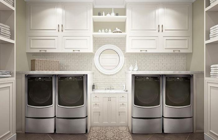 Designer Closet Guys Laundry Room Decor