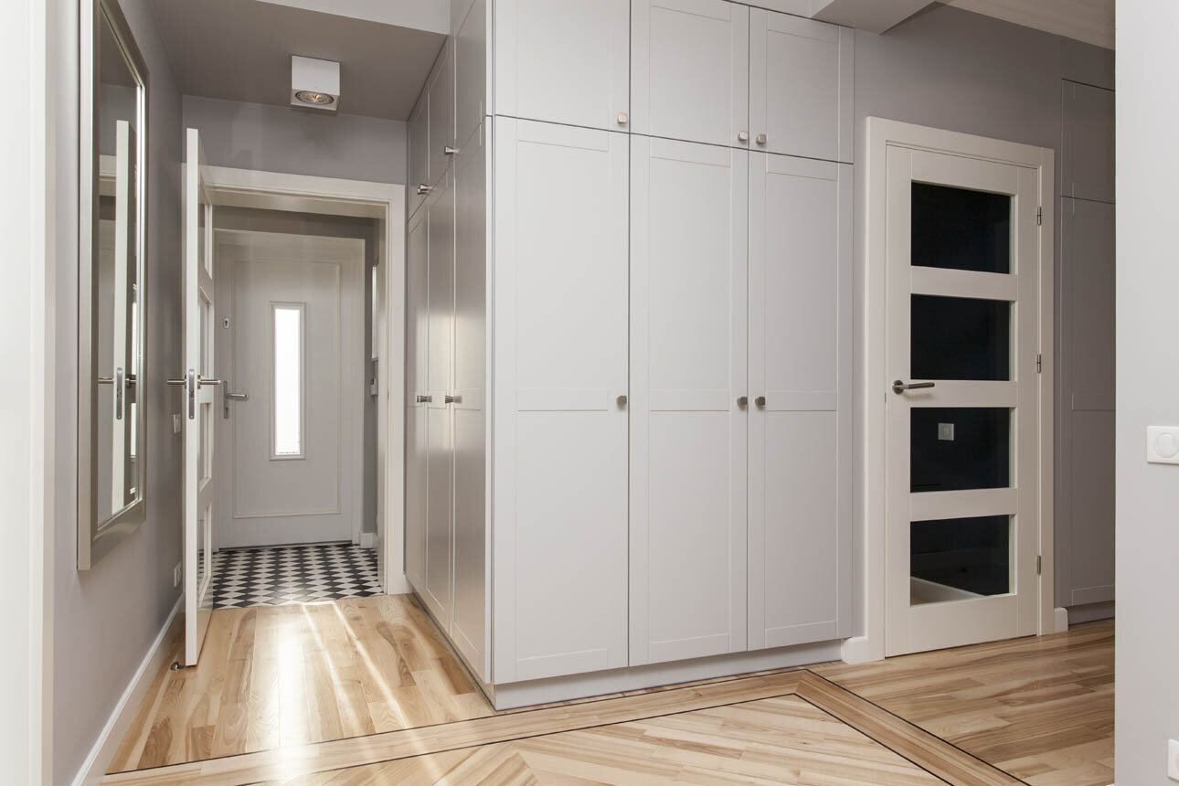 Custom Built-in Wardrobe Storage Gallery