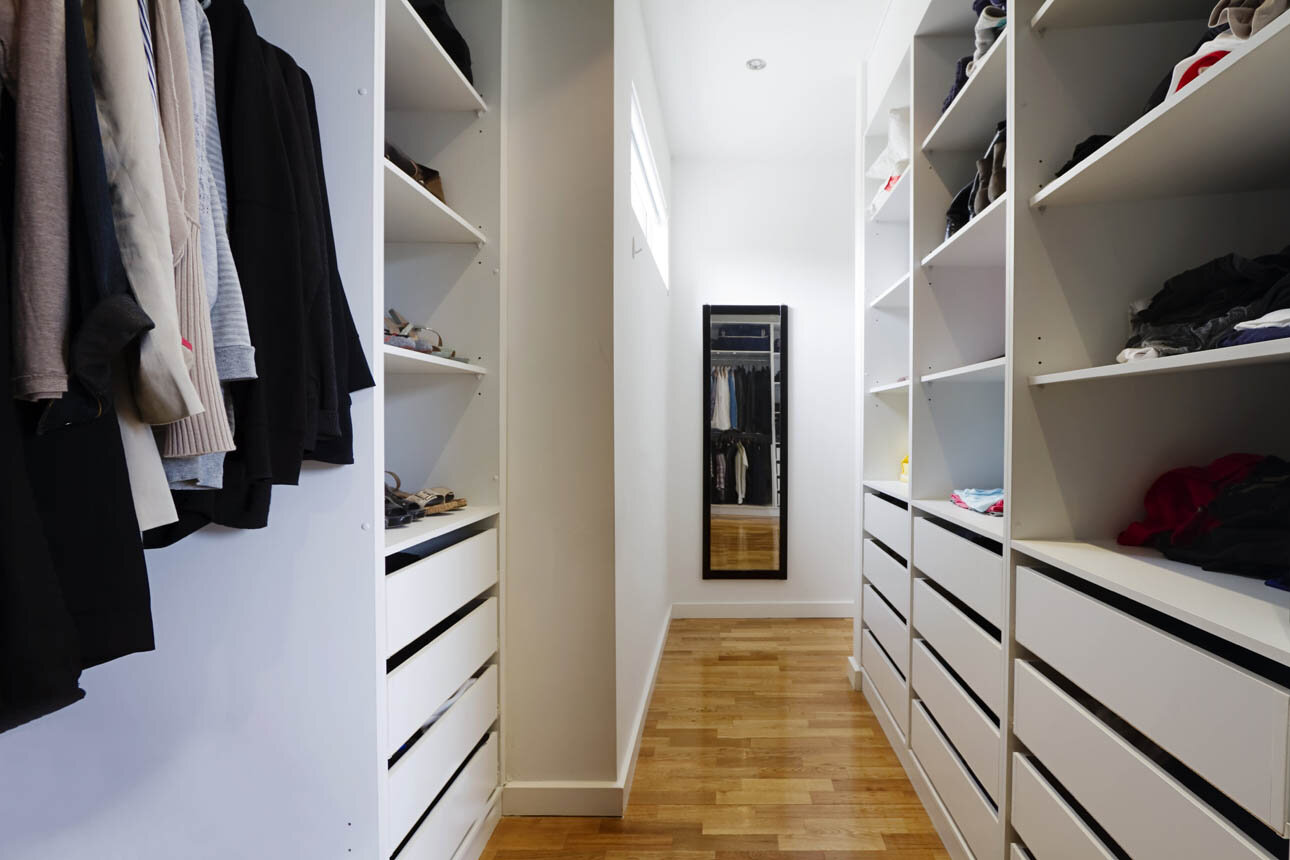 Custom Walk-in Closet Gallery