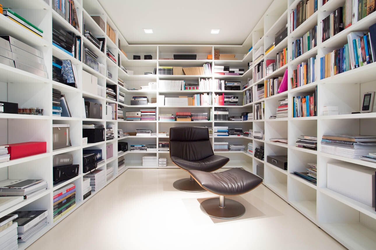 Wall and Shelving Unit Storage Gallery