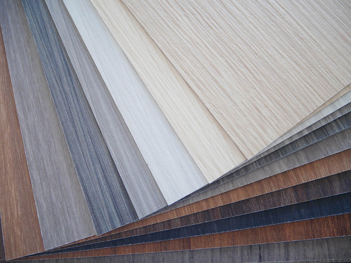 Wood Colours and Finishes Gallery