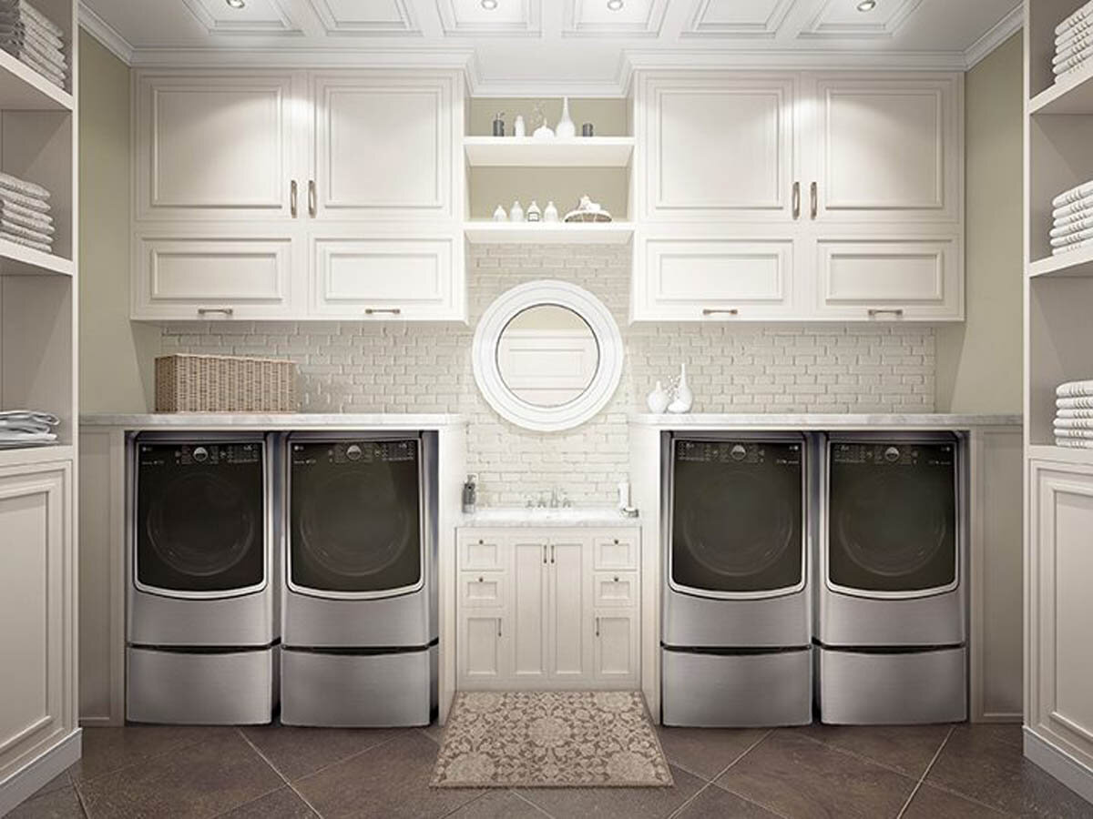 Laundry Room Decor Gallery